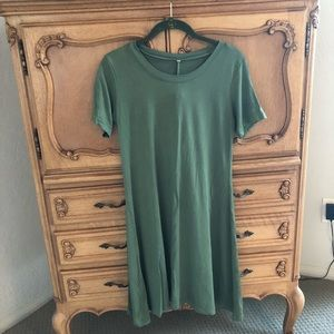 Dresses & Skirts - Ladies t-shirt dress